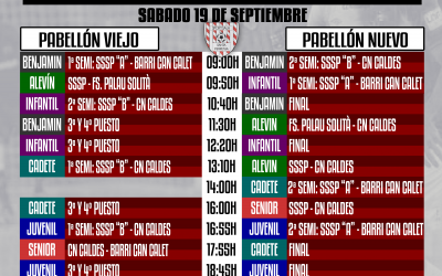 VIII TORNEO DE FUTBOL SALA FRANCISCO SÁNCHEZ LÓPEZ